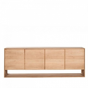 Комод Solid Oak Slant Drawer 4