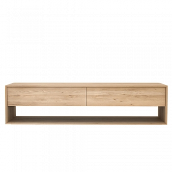 Тумба Solid Oak Slant TV