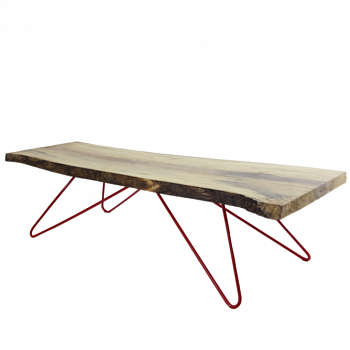 Кофейный стол Live Edge Quadruped Coffee Table