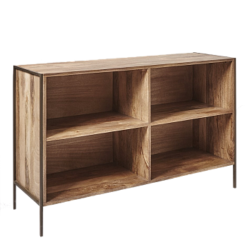 Комод Loft Eco Wood Redtop