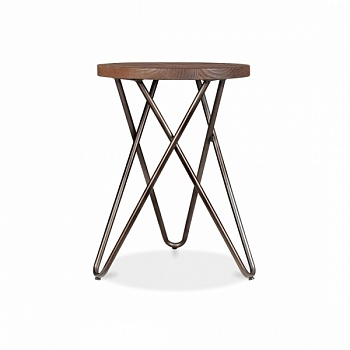 Стул HairPin Vega Crossed Stool 45