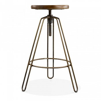 Барный стул HairPin Lift Barstool 65