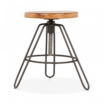 Стул HairPin Lift Barstool 45